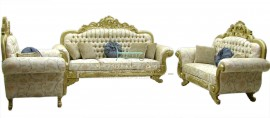 Sala modelo Gold Chateau