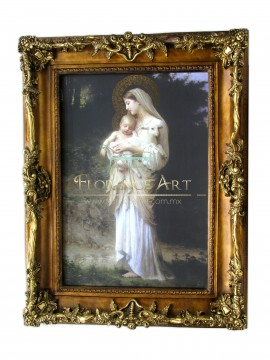 Virgen del Cordero