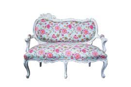 Love Seat modelo Emperatriz