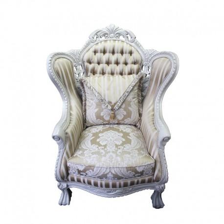 Sill n estilo luis xv florence art muebles finos en m xico for Recamaras estilo luis 15