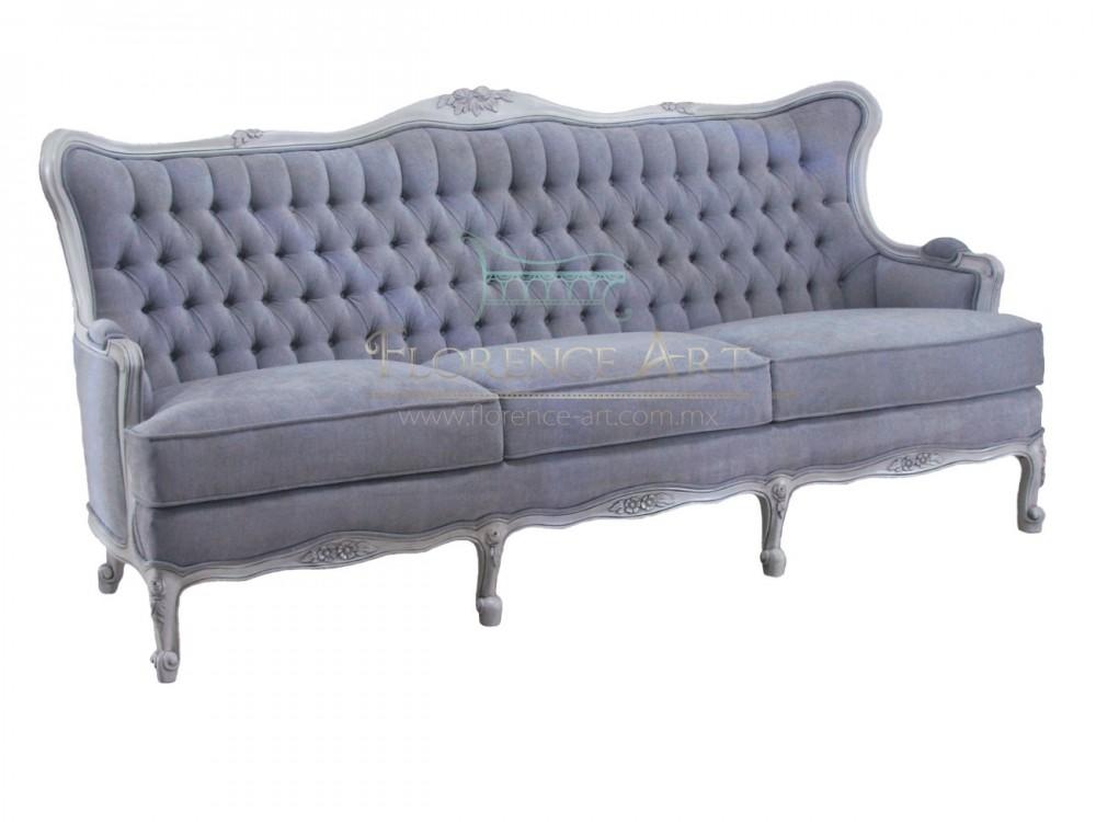 Sillones estilo provenzal fabulous par de sillones estilo - Sillon estilo provenzal ...