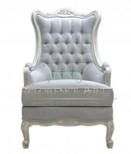 Sillón estilo Luis XVI